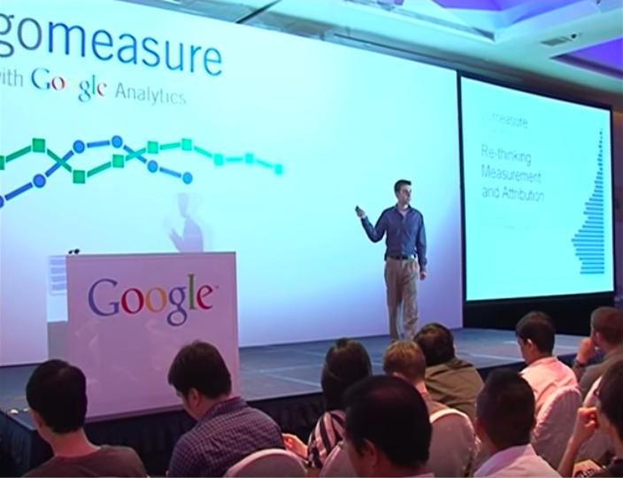 John Jersin keynote address at Google GoMeasure